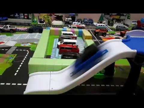 City Parking Lot || Kids Video || Main Mobilan || Home Playground Fun For Kids #1