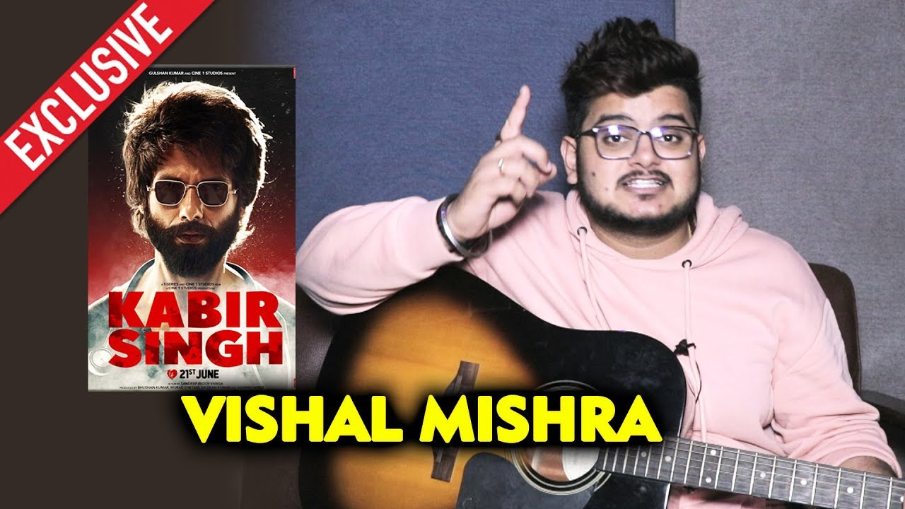 KABIR SINGH Music Success | Composer Vishal Mishra