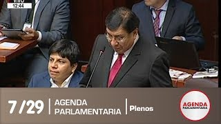 Sesión del  Pleno 7/29 (04/04/19)