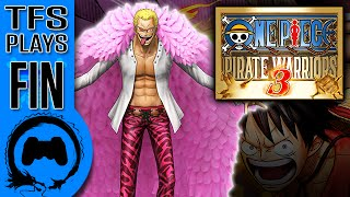 One Piece: Pirate Warriors 3 - FINALE - TFS Plays (TeamFourStar)