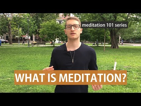 Meditation 101: What Is Meditation? A Beginner's Guide to Mindfulness in 2017