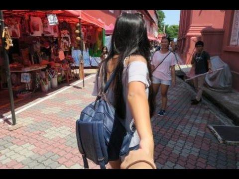 A day in Meleka (Malacca) - Malaysia