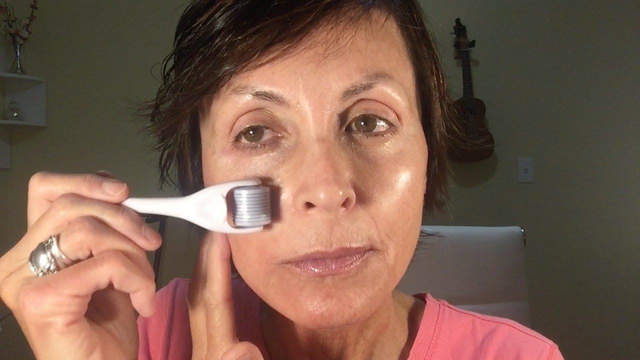 Derma rolling my skin cheek lift using facial massage how i derma rolling my skin cheek lift using facial massage how i highlight my hair pmusecretfo Choice Image