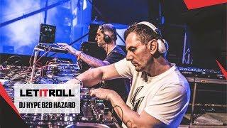 DJ HYPE b2b HAZARD - Let It Roll 2017