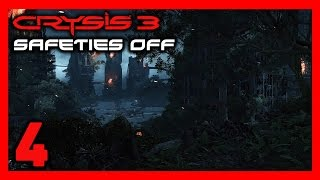 Crysis 3 Gameplay Walkthrough - (Chapter 4: Safeties Off) [60FPS] [MAX SETTINGS]