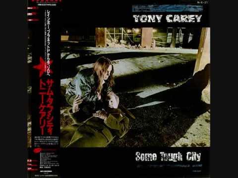 TONY CAREY  Some Tough City