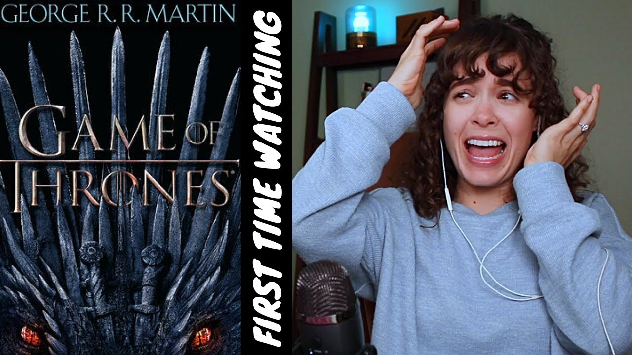 watching GAME OF THRONES: Season 3!!! (part one)