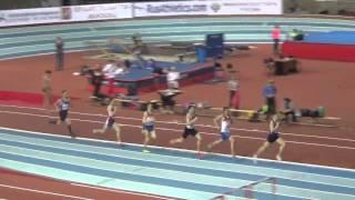 Чемпионат России. Бег 800 метров финал, мужчины
