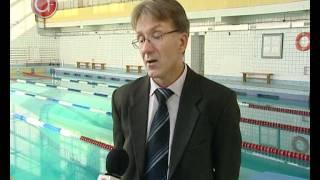 Городской бассейн открылся(Плавательный бассейн с сегодняшнего дня открыл свои двери для посетителей. О том, что нового было сделано..., 2011-09-20T09:22:47.000Z)
