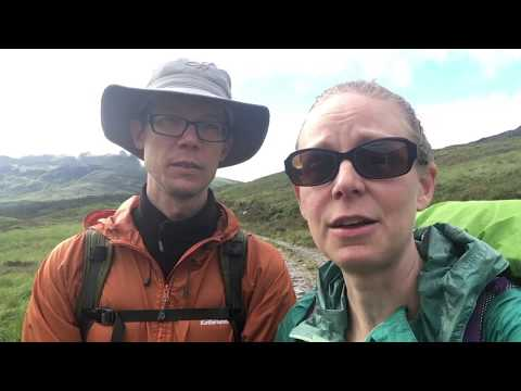 Scotland Highlands: Knoydart Wild Camping