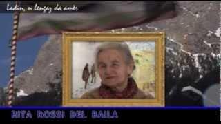 Ladin, N Lengaz Da Amèr - Rita Del Baila