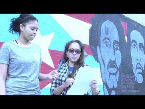 #ProfilesOfElBarrio: Murals of East Harlem