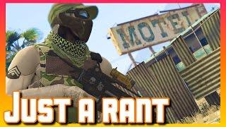 GTA Rant   Trolling   GTA V online Gameplay (PS4)