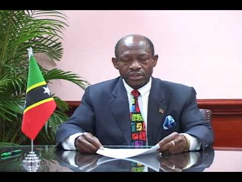 PM Denzil L. Douglas Statement on Haiti Earthquake