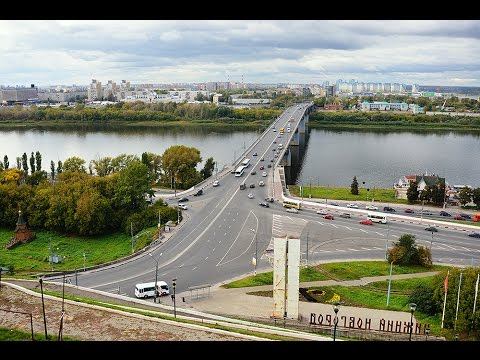 One day in Nizhny Novgorod