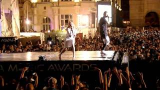 Смотреть клип Lora - Mma 2015 Sibiu Bine Mersi Feat Doddy