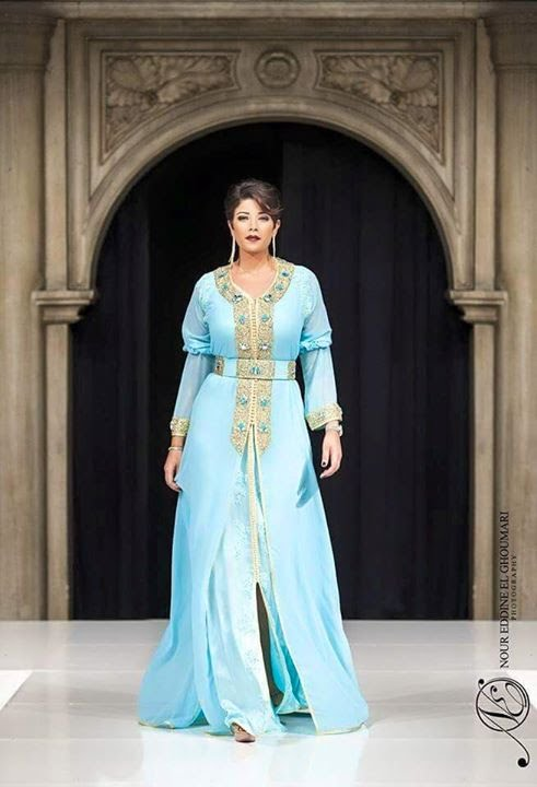 Caftan fashion Week 2015 Part1 - YouTube b63daf087af