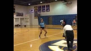 She did it again! White girl kills Juju On Dat Beat #3   TZ Anthem Challenge   2016