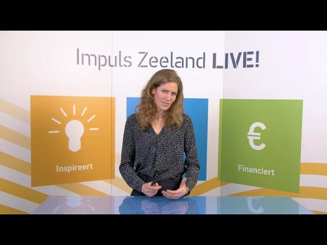 Webinar - Upselling - Impuls Zeeland