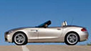2009 BMW Z4 Roadster In Motion