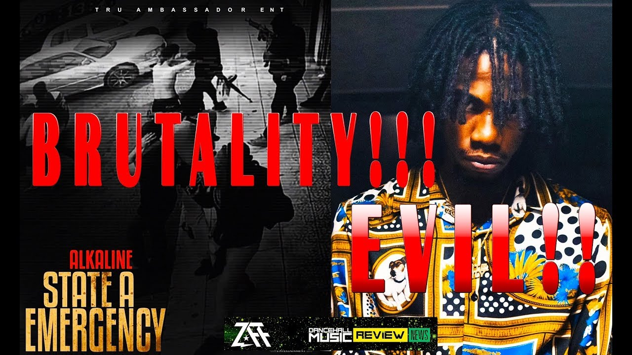 Alkaline Diss All Squash DEAD BROTHER!! NO SA!! STATE OF EMERGENCY!!