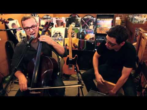 "Ben Sollee - ""The Globe"" (Live) | Grooveshark Presents: Nashville Sessions"