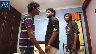College Students Movie Scenes   Pavan About His Friend Death   AR Entertainments