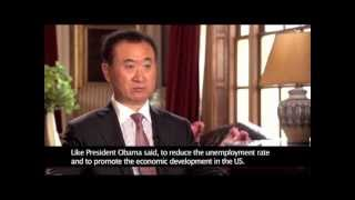 China's Globalization: Interview with Jianlin Wang, Wanda Group