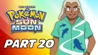 Pokémon Sun & Moon Walkthrough Part 20 - Alolan Professor Oak! (3DS Let's Play Gameplay Commentary)