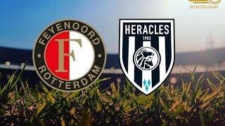 Historie: Feyenoord vs. Heracles Almelo