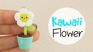 Kawaii Flower Pot Charm
