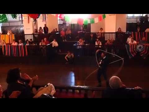 MEXICAN ROPE TRICKS, ENSENADA  OCT24, 2013