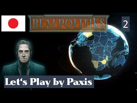 Let's Play - Realpolitiks (PL) 2 Japonia |