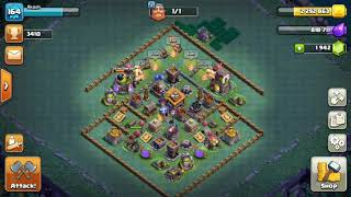 Best defence won in builder base against air troops..COC..clash on!!