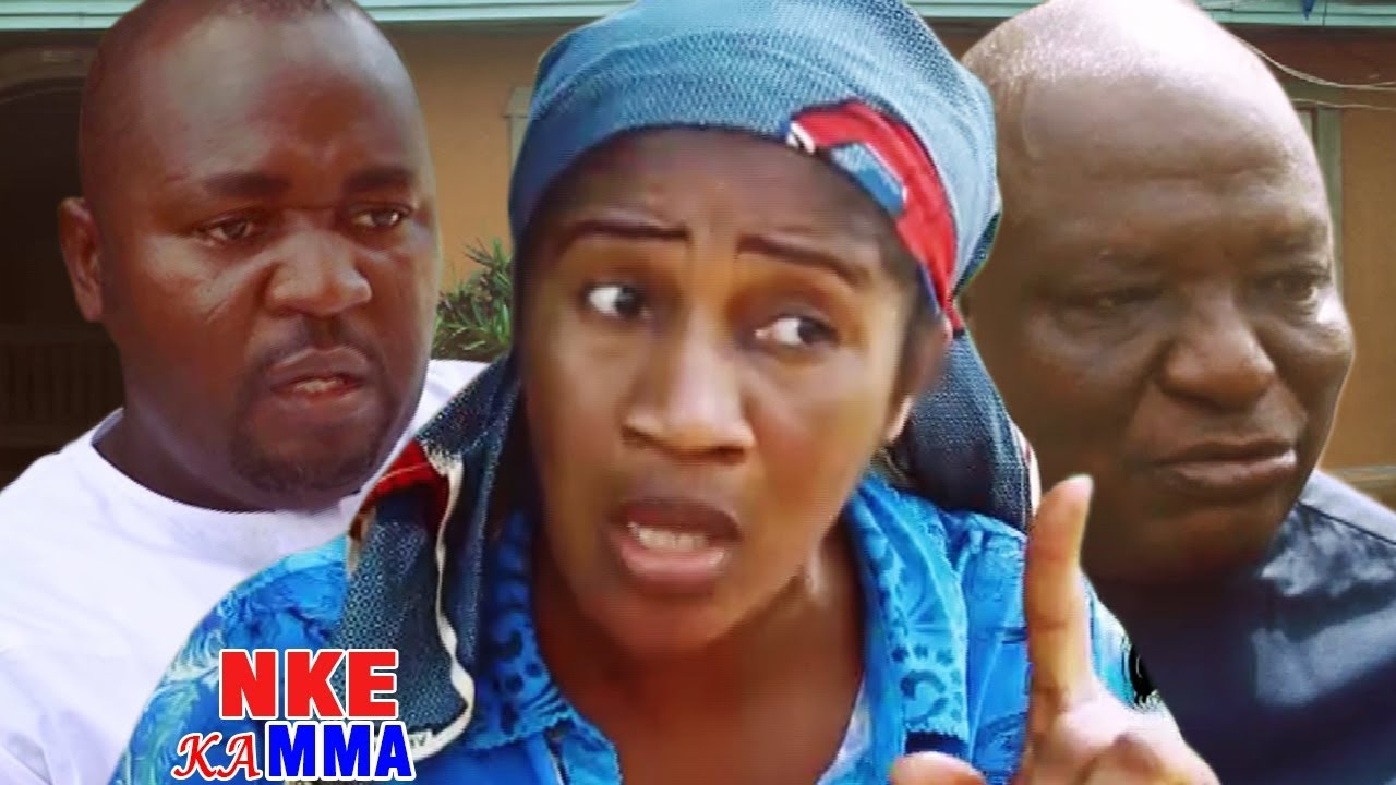 Download Nke Ka Mma Season 3 &4 - Nigeria Nollywood Igbo Movie 2017 Latest Igbo Movie