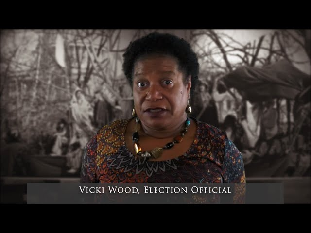 Women's Suffrage: What It Means to Me (Vicki Wood)