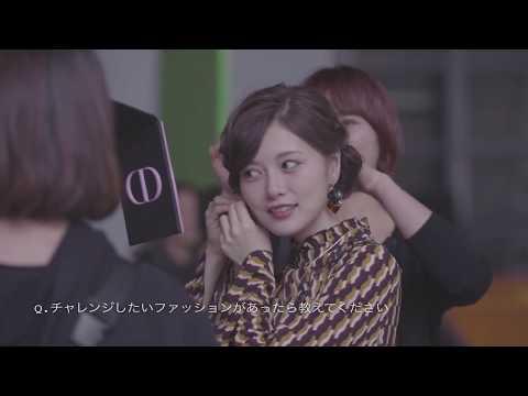 乃木坂46白石麻衣 ショップリスト CM スチル画像。CM動画を再生できます。