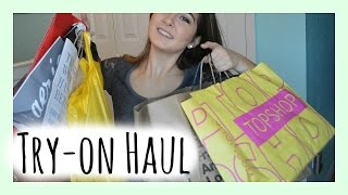 Try-on clothing haul | Topshop, American Apparel, Urban Outfitters, Etc.. Thumbnail