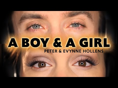 Eric Whitacre - A Boy and a Girl - Peter Hollens feat. Evynne Hollens