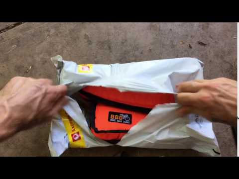 Bike Bag Dude Quality Review & Unboxing