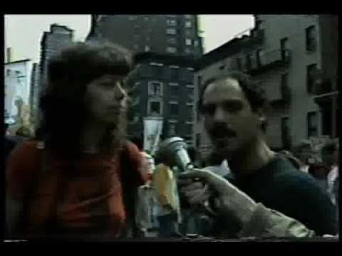 Anti-Nuke Rally,NYC ,June 12,1982