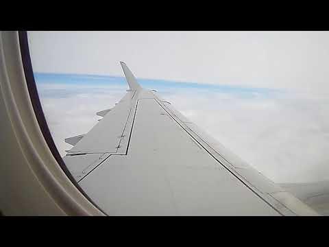 Flight from Columbus,Ohio airport part 2 Nov ,2017 HD720(60)