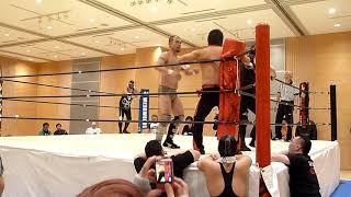 Yamaguchi & 佐々木ゆずる VS G & 橋本康平 其の壱 thumbnail