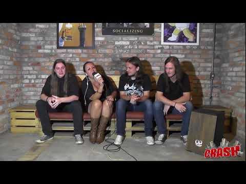 Tour Rock Brasil Canoinhas SC – Banda Nekromantik – Entrevista 75