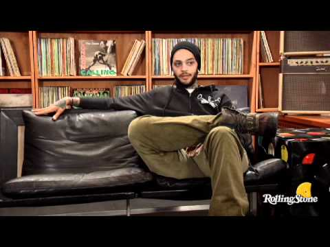 Interview, Travie McCoy: Rolling Stone Live