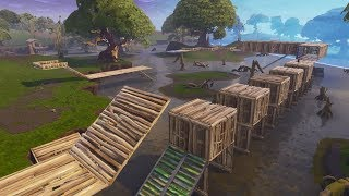 TOTAL WIPEOUT COURSE WIN In Fortnite Battle Royale!