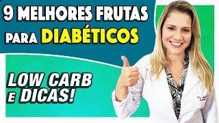 9 Melhores Frutas Para Diabéticos