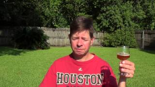 Louisiana Beer Reviews: Gavroche French Red Ale Revisited (Special Edition), Part 2.
