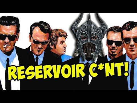 WORST FILM TIE IN EVER?! Reservoir Dogs