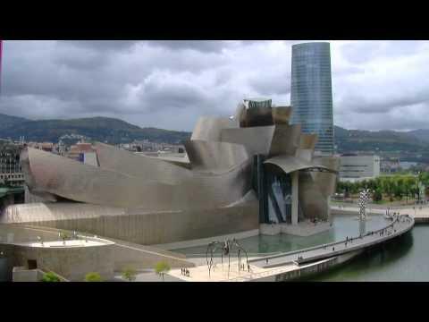 Bilbao -  The Guggenheim Museum.    Sept  2012